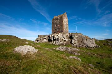 Smailholm Tower, Scottish Borders
