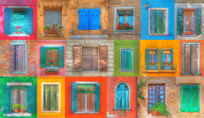 Italian windows in hdr