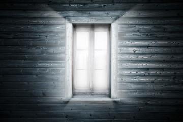 Mystisches Fenster