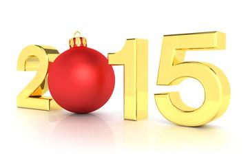 Happy New Year 2015 - Glitter Ball - Shot 6