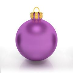 Colorful Christmas Ball - Shot 1