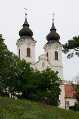 Benedictine Tihany Abbey