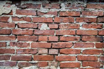Alte Mauer *** Ziegel