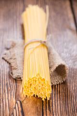 Pasta (raw Spaghetti)