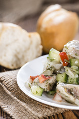Homemade Herring Salad