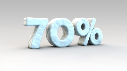 40% winter sale