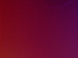 Red blue and black dazzling digital background