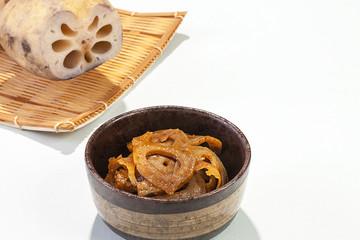 野菜・レンコン・レンコン金平