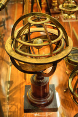 Old Armillary sphere