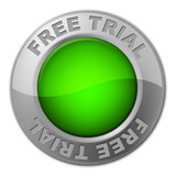 Free Trial Button Shows With Our Compliments And Appraisal poster