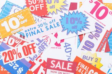 Discount coupon