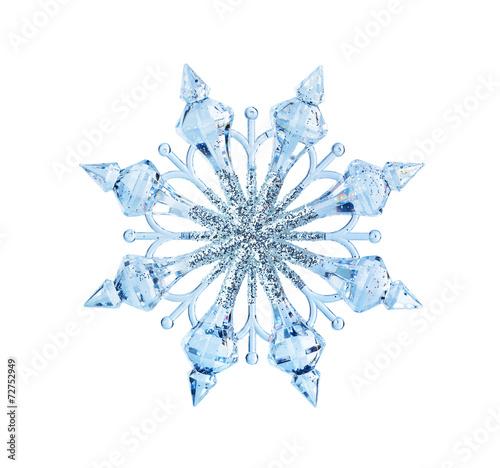 Toy snowflake - 72752949