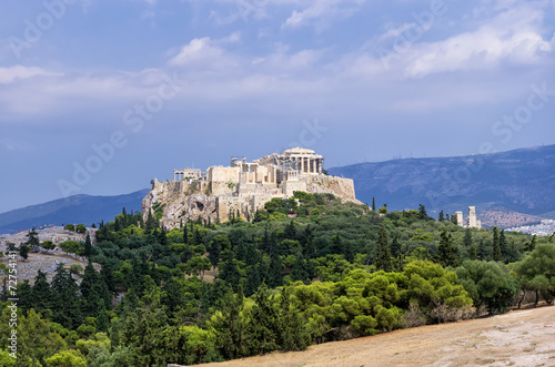 Tuinposter Athene View to the city of Athens, Greece