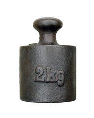 balance weight - two kilograms
