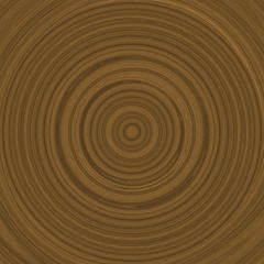 Growth rings illustration (dendrochronology)