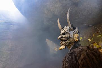 Teufel Profilportrait