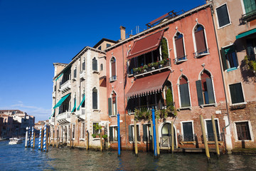Architecture of Venice, Veneto, Italy