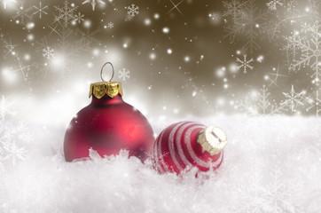Weihnachten, Christbaumschmuck,