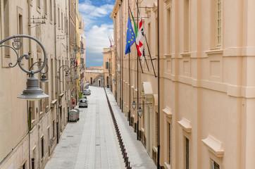 Sardegna, Cagliari, via Università