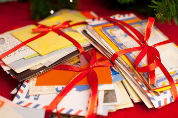 Christmass letters