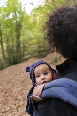 Trekking with a baby 4