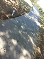 산책로를 따라 걷다Follow a trail