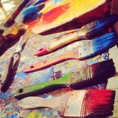 арт краски