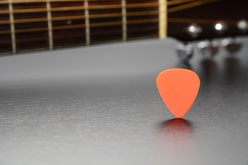 Púa de Guitarrista