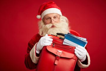 Happy Christmas travel