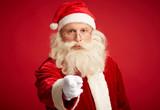 Santa pointing at you
