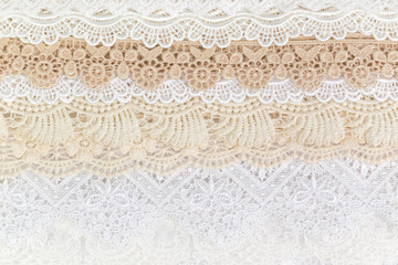 Lace tracery