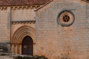 Templar chapel