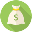 Money bag icon - 72777900