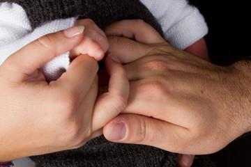 naissance de l'enfant