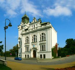 Historic Town Hall Silesian Ostrava, Czech republic
