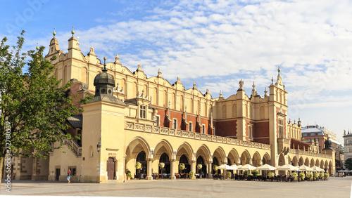 Sukiennice Hall, Main Square, Krakow