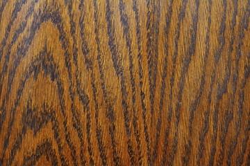 detail of textured wood veneer