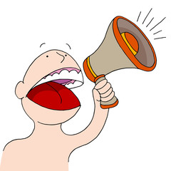 Bullhorn Announcer