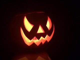 zucca halloween notte