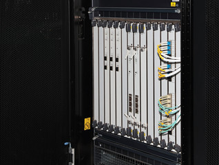 routers in the rack
