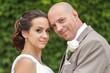 Hochzeitspaar Portrait