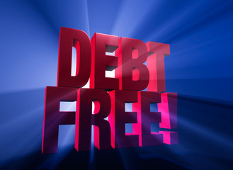 Excited To Be Debt Free!