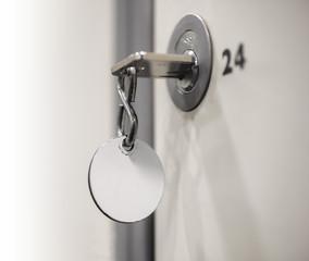 Locker key