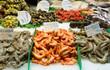 fresh raw marine products