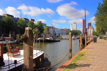 Rotterdam, The Netherlands, Europe