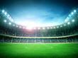 Stadium night - 72793565