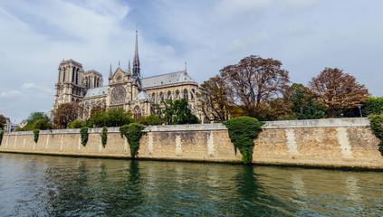 Notre Dame panoramic