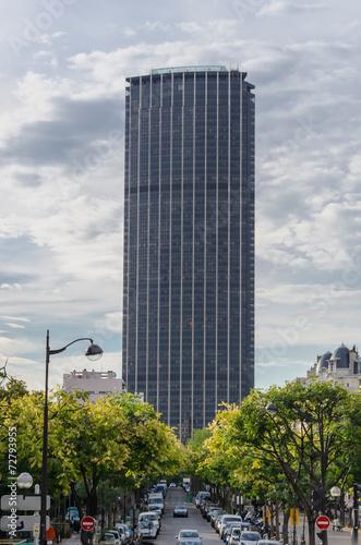 Papiers peints Lieu d Europe Montparnasse tower