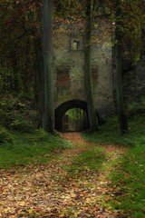 Castle Gryf  in Poland