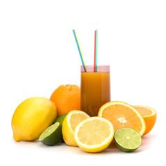 Citrus fruit juice
